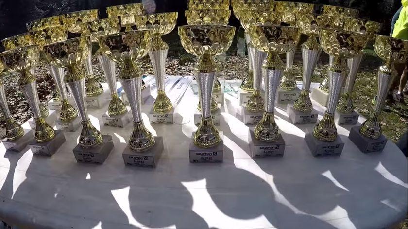 Salomon Cup Πάρνηθα με ματιά Αργυρόπουλου