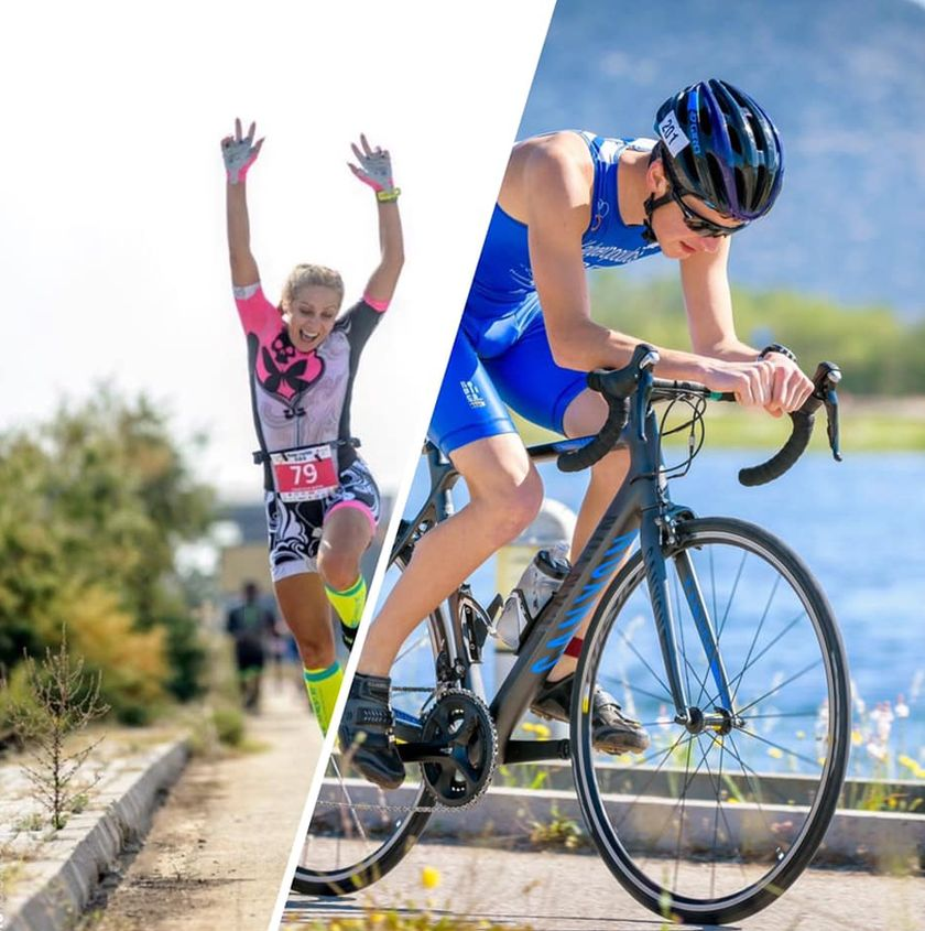 H σεζόν ανοίγει στο Σχινιά με Δίαθλο Sprint & Olympic