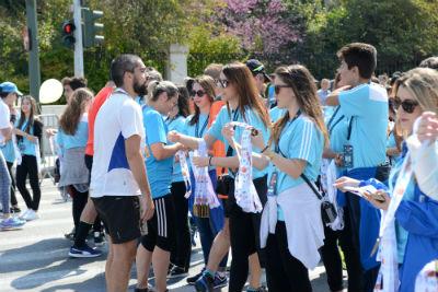 10 Σχολεία και 23 Οργανώσεις στηρίζουν τον Ημιμαραθώνιο της Αθήνας