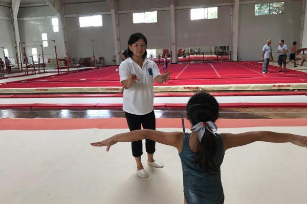Νέλι Κιμ: Η υλοποίηση του WOGG θα βοηθήσει στην προώθηση της γυμναστικής