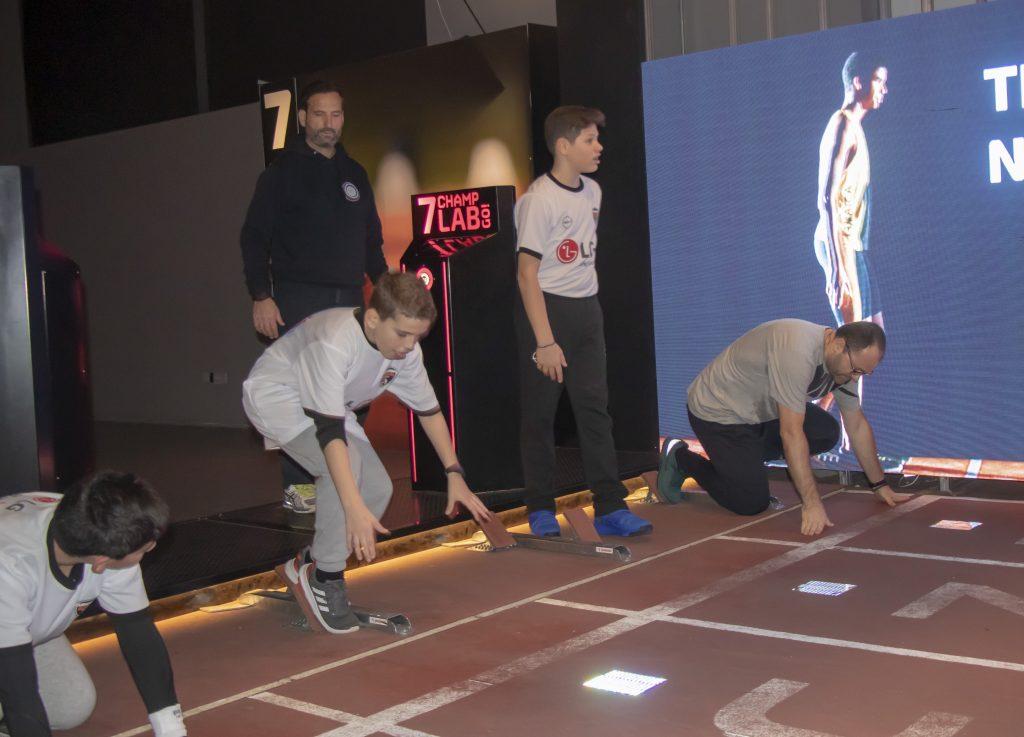 LG Αθλητές του Αύριο της Ακαδημίας Eurohoops