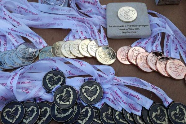 4ος Φιλανθρωπικος Αγώνας Δρόμου Αγαπώ και Πράττω- Κυριακή 9 Ιουνίου