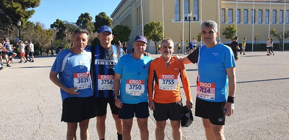 ΣΔΥ Πειραιά: Μαζική συμμετοχή μελών μας στον 8ο Ημιμαραθώνιο Αθηνών