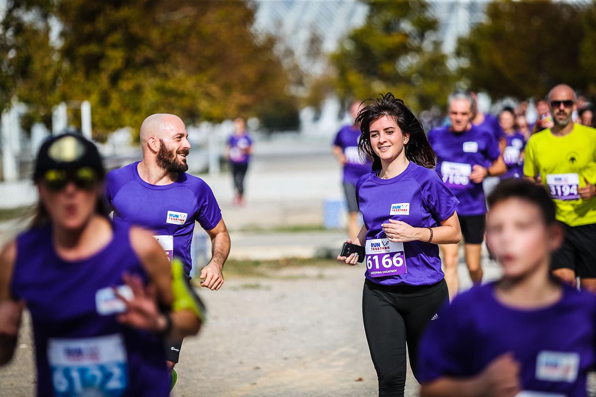 Όλα έτοιμα για το Run Together Thessaloniki – Συνεχίζονται οι εγγραφές