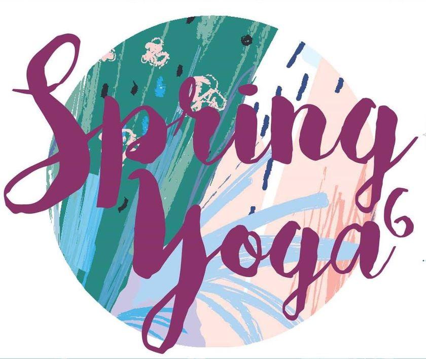 Spring Yoga Event στο Χαϊδάρι για καλό σκοπό