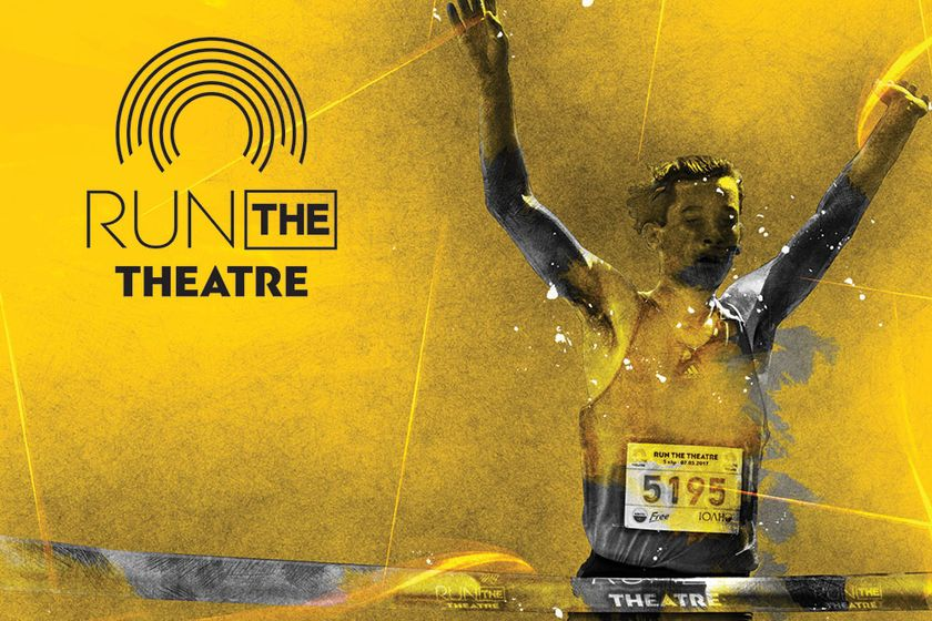 Οι προσφορές του Run the Theatre στους δρομείς