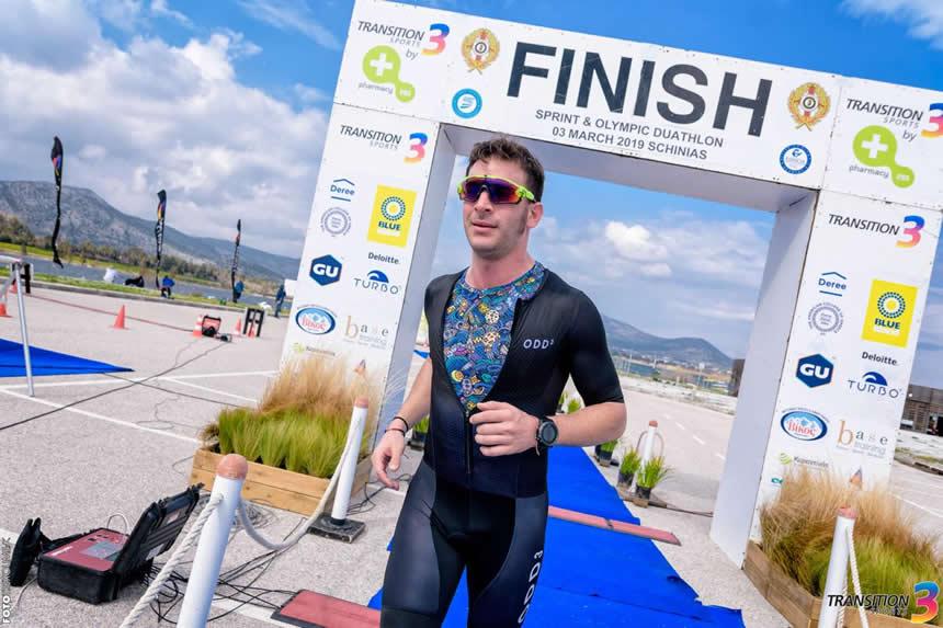 Aquabike και Spirnt Distance τα νέα αγωνίσματα της Transition Sports