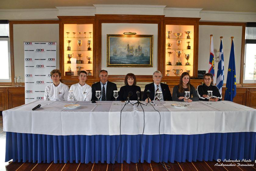 Ανοίγουν πανιά για το Πανελλήνιο Πρωτάθλημα 420 και Athens International 420 Sailing Week 2019