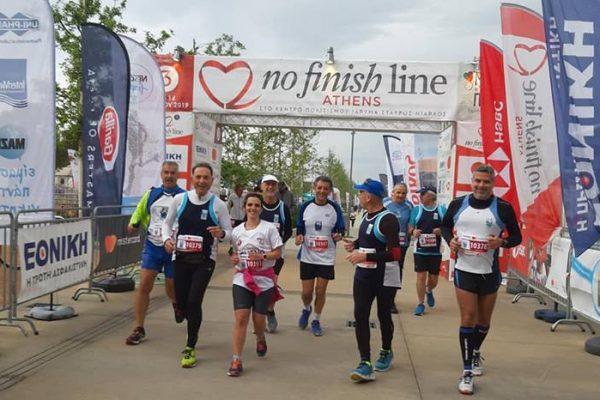 ΣΔΥ ΠΕΙΡΑΙΑ: «Ομαδική συμμετοχή στον αγώνα No finish Line 2019»
