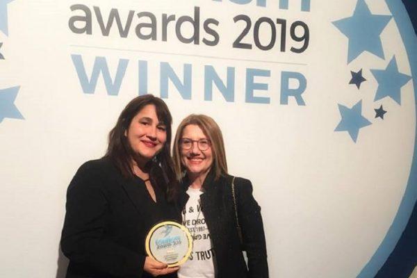 Χρυσό Βραβείο για το Διεθνή Μαραθώνιο της Ρόδου στα Τourism Awards!