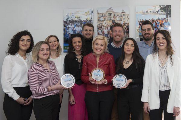 Θρίαμβος του Spetses Mini Marathon στα Τourism Awards 2019