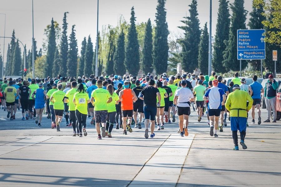 Με μεγάλη επιτυχία πραγματοποιήθηκε ο 6οςΗμιμαραθώνιος Μαραθώνα