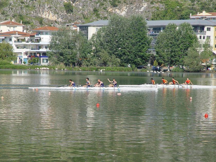 Διοργάνωση διασυλλογικών αγώνων Ναυτικού Ομίλου Καστοριάς