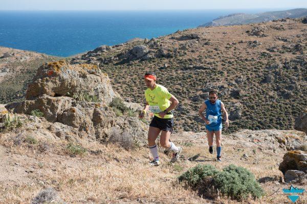 Λήξη εγγραφών για το Naxos Trail Race 2019