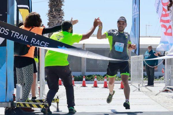 Συμμετοχή κορυφαίων αθλητών στο Naxos Trail Race 2019