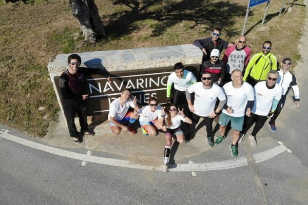 Με 26μελή ομάδα και ψηλούς στόχους το Swimming Club.gr στο IronMan 70.3 Costa Navarino