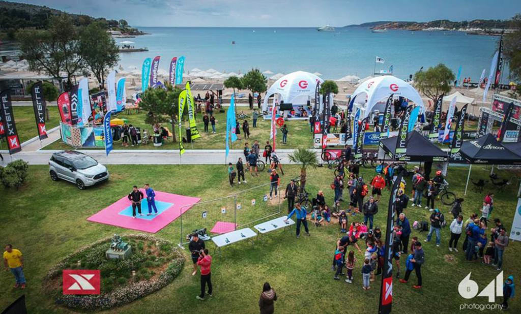 Εντυπωσιακό και θεαματικό το 7ο XTERRA Greece Championship