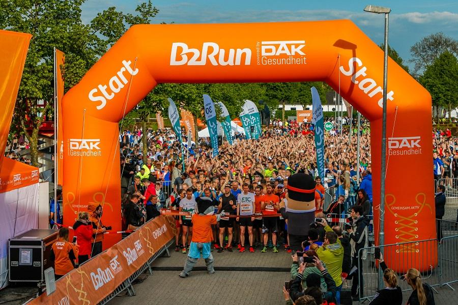 B2Run: Το μεγαλύτερο Corporate Running Party στην Ευρώπη στο ΟΑΚΑ!