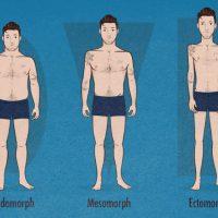 Γιατί ο σωματότυπος καθορίζει την διατροφή και την προπόνησή σας;