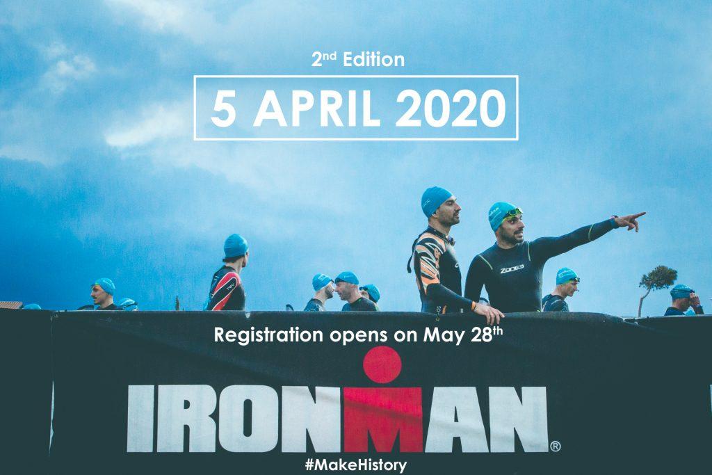 Άνοιξαν οι εγγραφές για το IRONMAN 70.3 Greece, Costa Navarino 2020