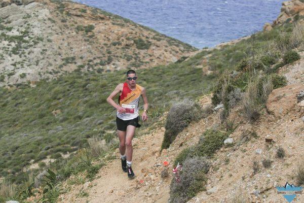 Δυνατες μονομαχίες και ρεκόρ στο Naxos Trail Race