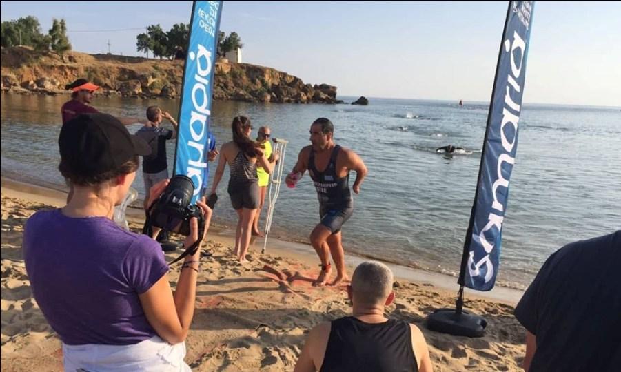 «Έκλεψε» τις εντυπώσεις το 1ο Πανελλήνιο Πρωτάθλημα παρατριάθλου στα Χανιά