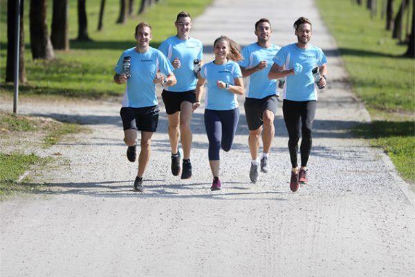 Το GARMIN Run Series στον αγώνα 5 χιλιομέτρων του Spetses mini Marathon