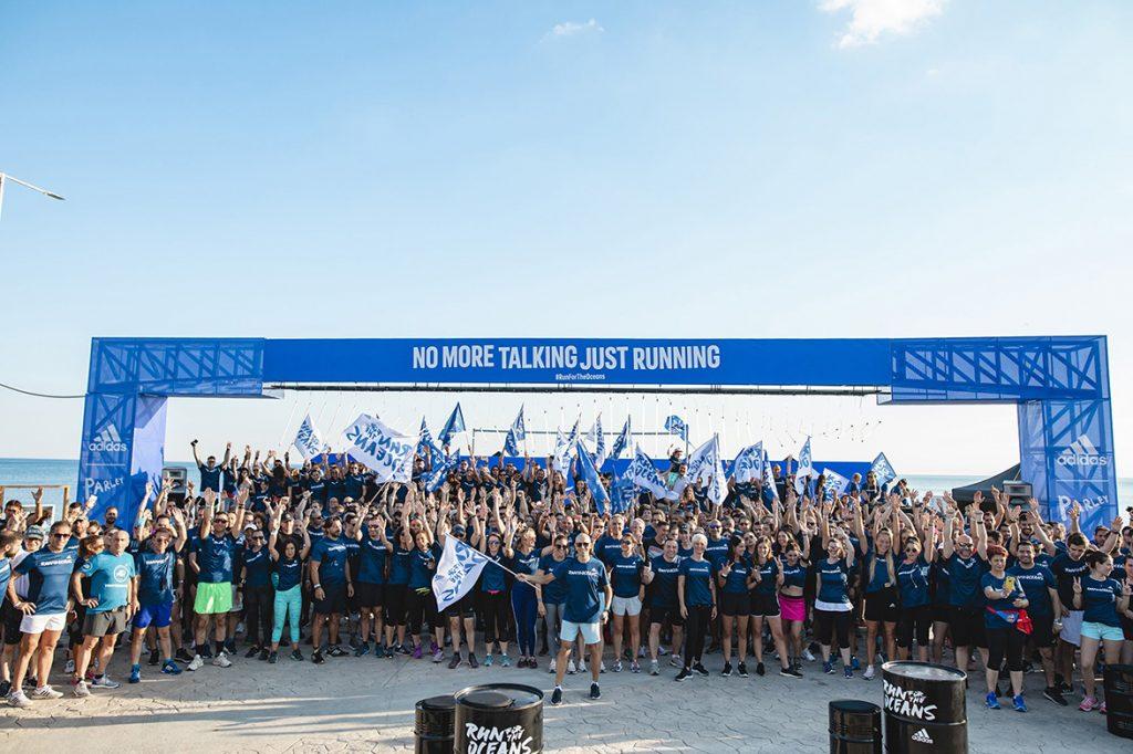 RUN FOR THE OCEANS 2019: Πάνω από 1,5 εκατ. δρομείς από όλο τον κόσμο έτρεξαν και φέτος για τους ωκεανούς