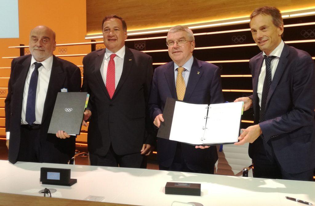 H Aθήνα θα διοργανώσει το 2021 τη Σύνοδο της Διεθνούς Ολυμπιακής Επιτροπής