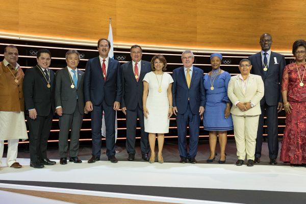 Ο Σπύρος Καπράλος είναι ο νέος εκπρόσωπος της Διεθνούς Ολυμπιακής Επιτροπής στην Ελλάδα