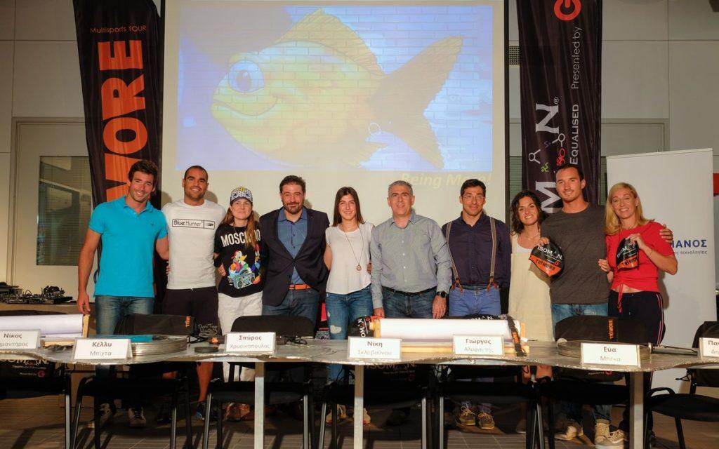 ISOMAN presented by G - Μια καινούρια μέρα για το Τρίαθλο στην Ελλάδα