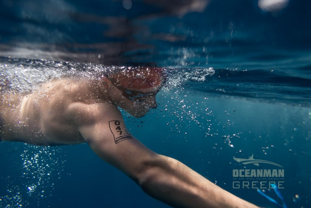 Oceanman Greece 2019: Υποψήφιος για Νόμπελ Ειρήνης έρχεται να κολυμπήσει στην Ελλάδα