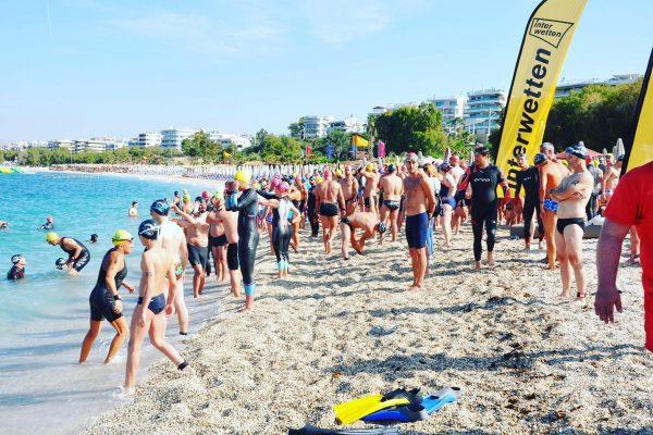 Θαλασσινή δράση στο 3ο SwimmingClub Experience