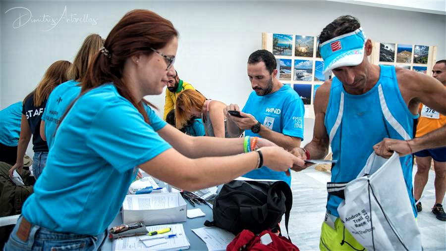 Άνοιξαν οι εγγραφές για το Andros Trail Race 2019