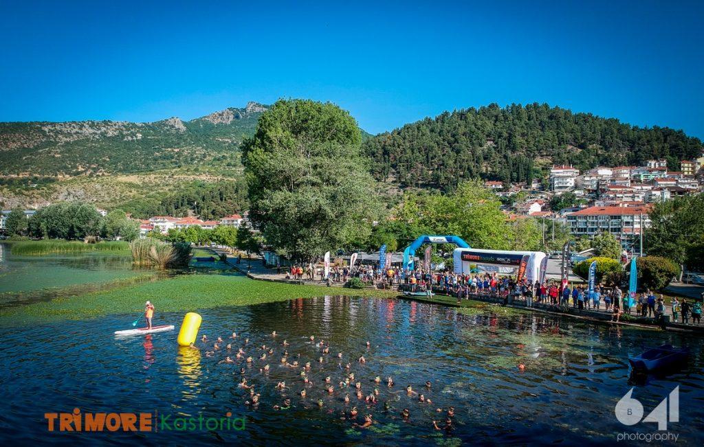 H πρεμιέρα στην Ελλάδα του ISOMAN Triathlon Equalized