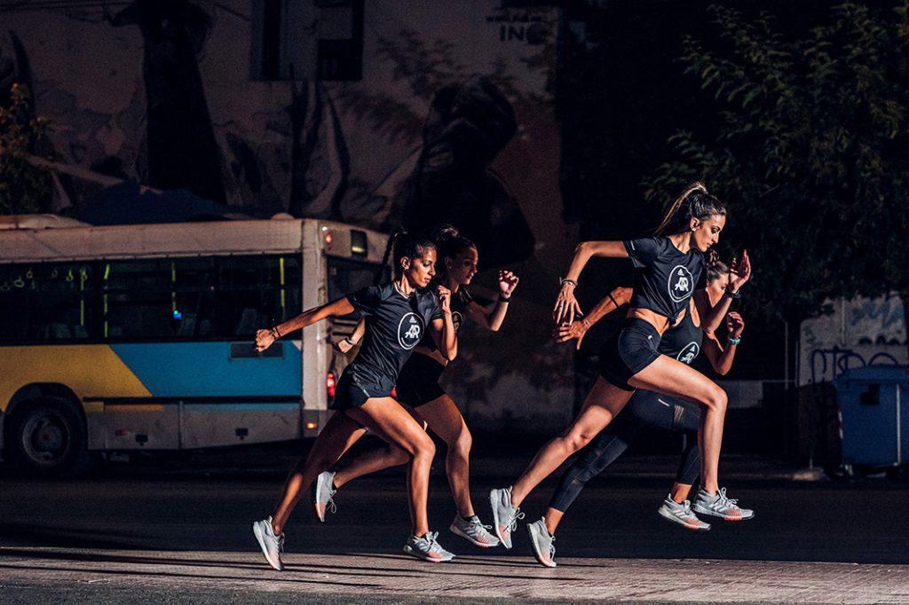 Οι adidas Runners Athens ανεβάζουν τον παλμό στην πόλη