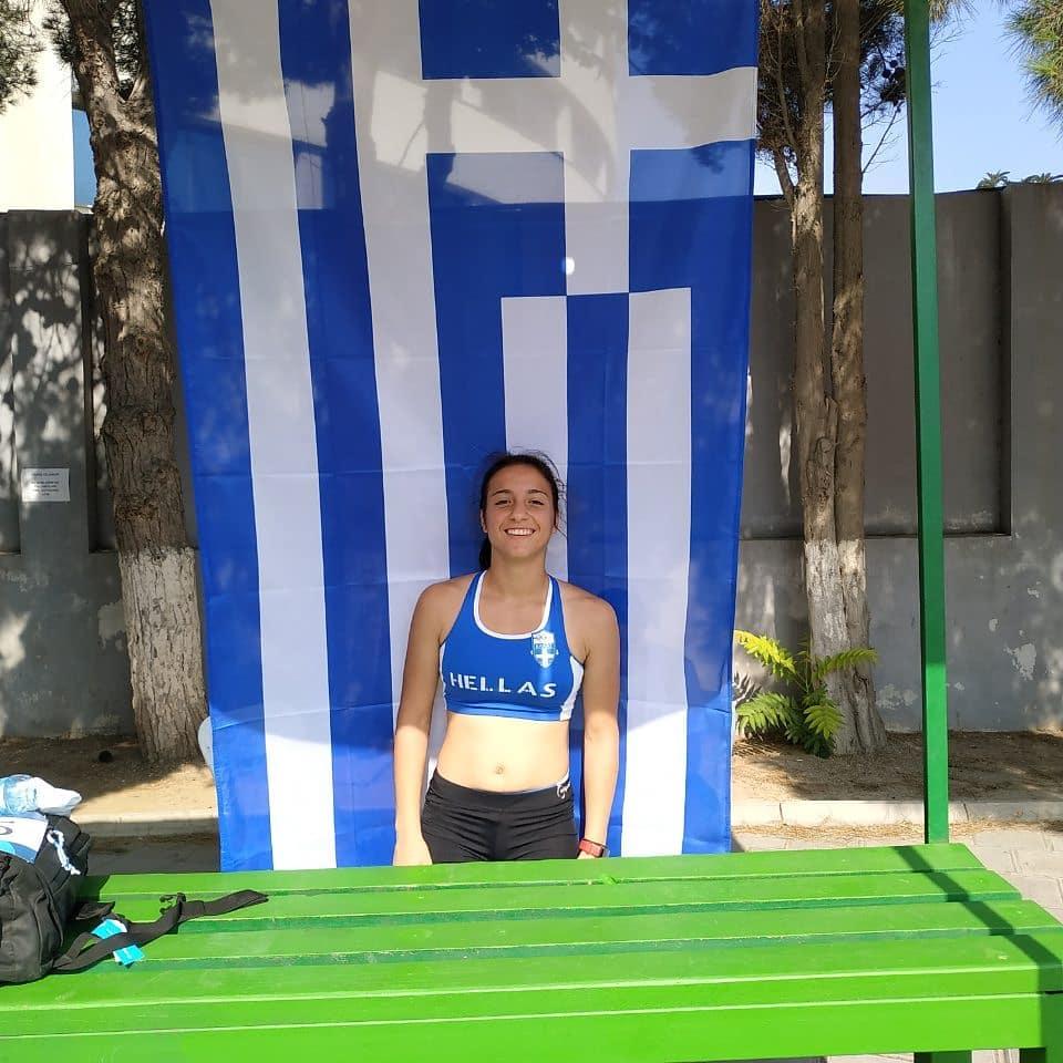 Πανελλήνιο ρεκόρ από την Πολυνίκη Εμμανουηλίδου στα 100 μ.
