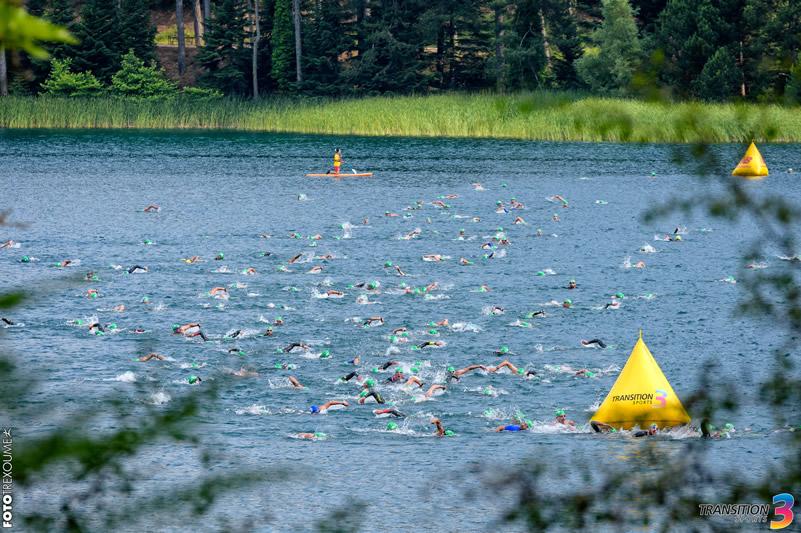 Μπιτάδος και Σακελλάρη πρώτευσαν στη Λίμνη Δόξα των ρεκόρ