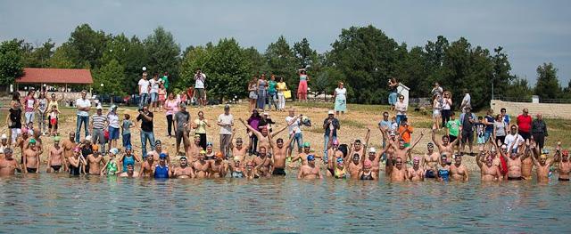 Ο Αυγούστος ανοίγει με τον Κολυμβητικό Διάπλου Λίμνης Πλαστήρα