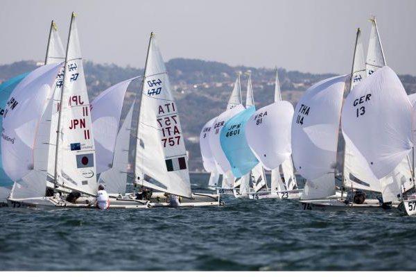 Στην πρώτη θέση Σπανάκης- Μιχαλόπουλος στο Παγκόσμιο Πρωτάθλημα 420