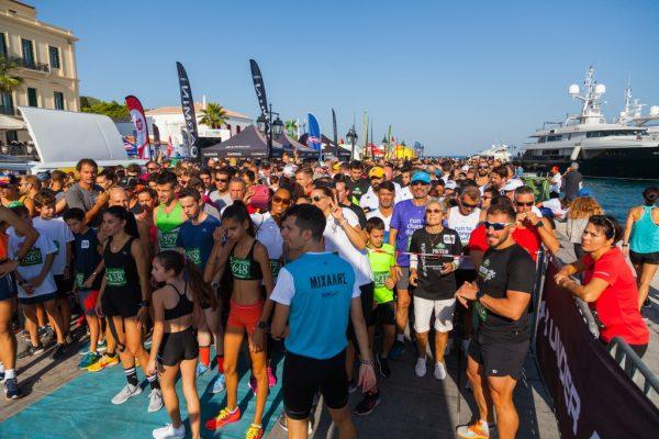 Το Spetses mini Marathon προσφέρει πλήρη υποτροφία φοίτησης στο ΙΕΚ ΣΒΙΕ