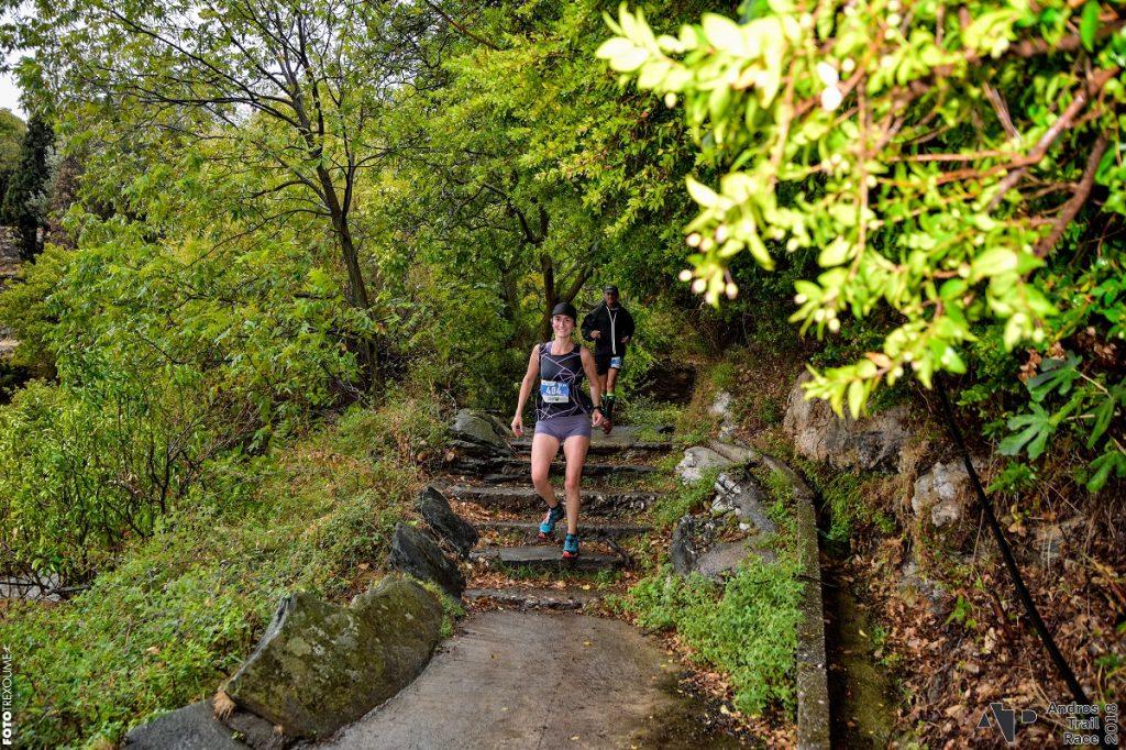 Andros Trail Race 2019: Kανένα περιβαλλοντικό αποτύπωμα μόνο αναμνήσεις!