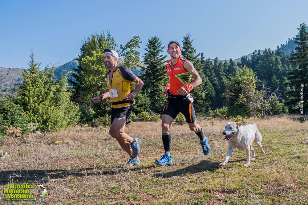 Hercules Mountain Marathon: Ένας αγώνας... value for money!