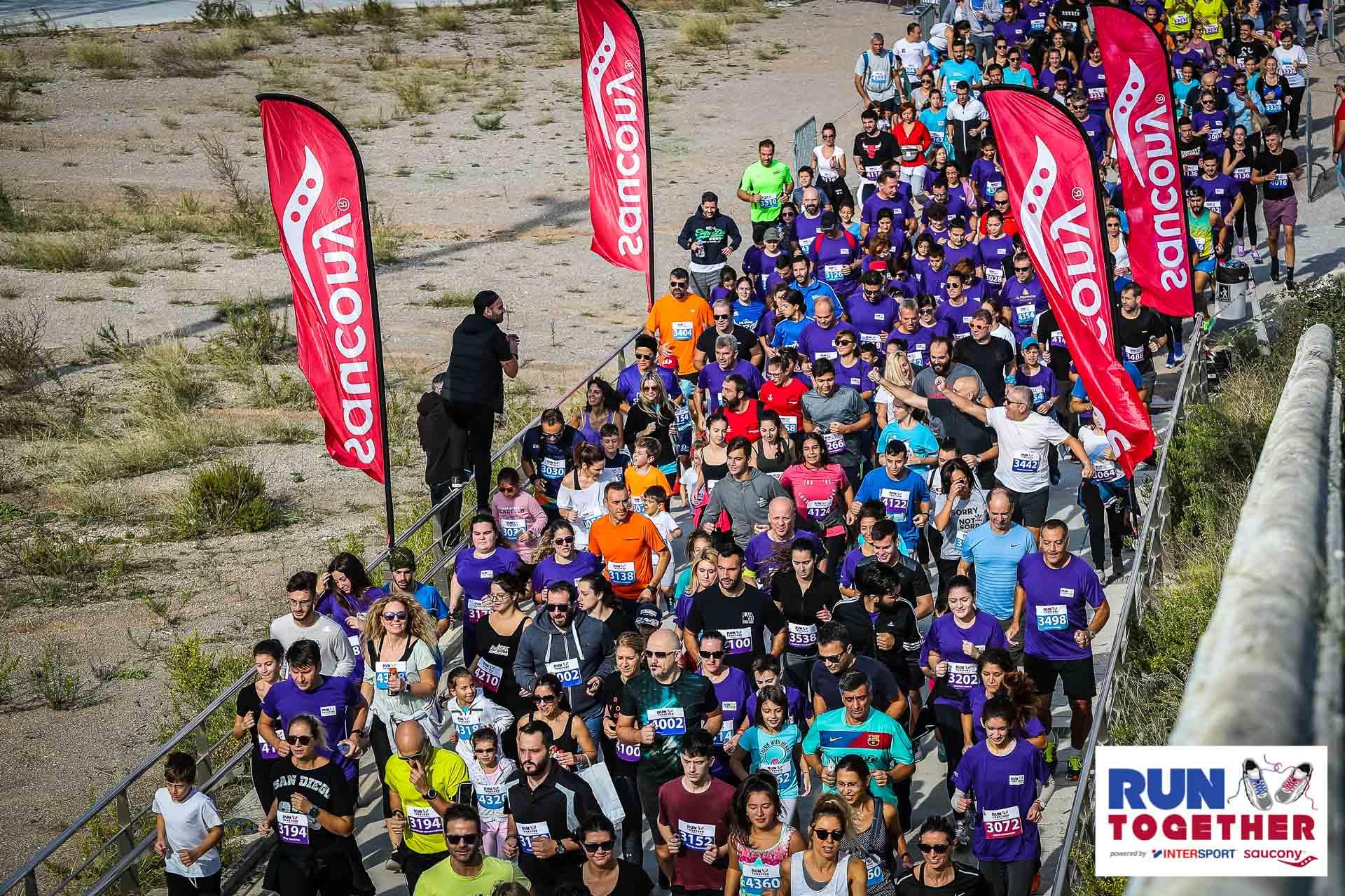 Όλα όσα πρέπει να ξέρετε για το Run Together Athens 2019