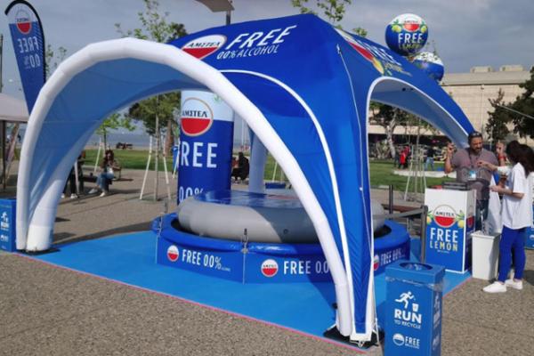 Η AMSTEL FREE τρέχει στον 13ο Γύρο Λίμνης Ιωαννίνων