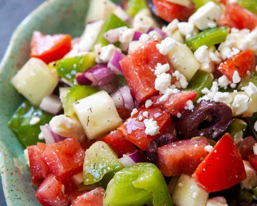 Χωριάτικη σαλάτα: Superfood made in Greece