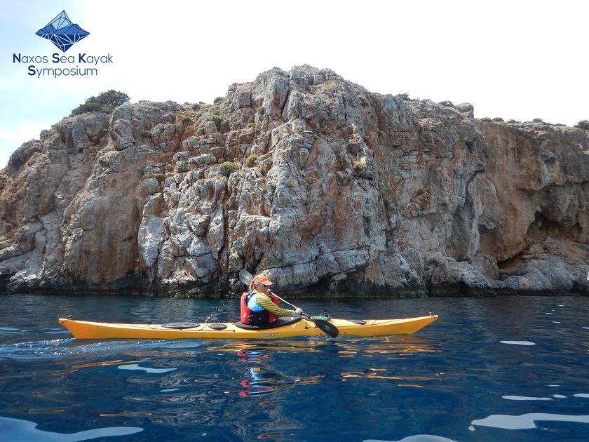 Διεθνές συμπόσιο θαλάσσιου καγιάκ στη Νάξο, για πρώτη φορά στην Ελλάδα!