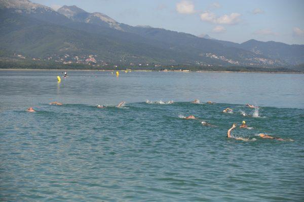 Με επιτυχία ολοκληρώθηκε ο Κολυμβητικός Διάπλους Λίμνης Πλαστήρα