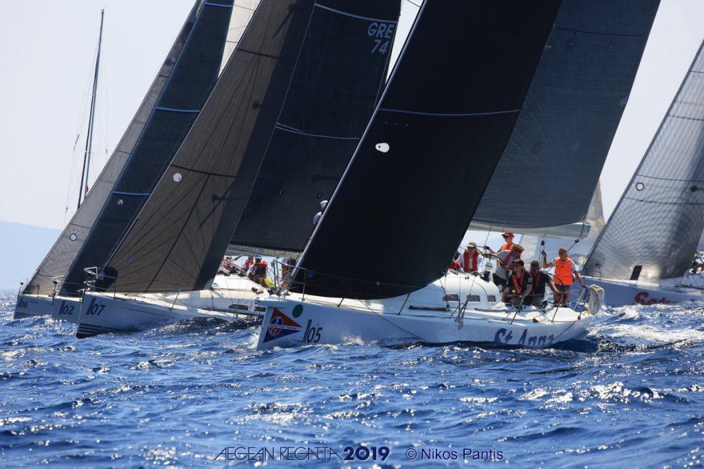 Oι νικητές της Aegean Regatta 2019