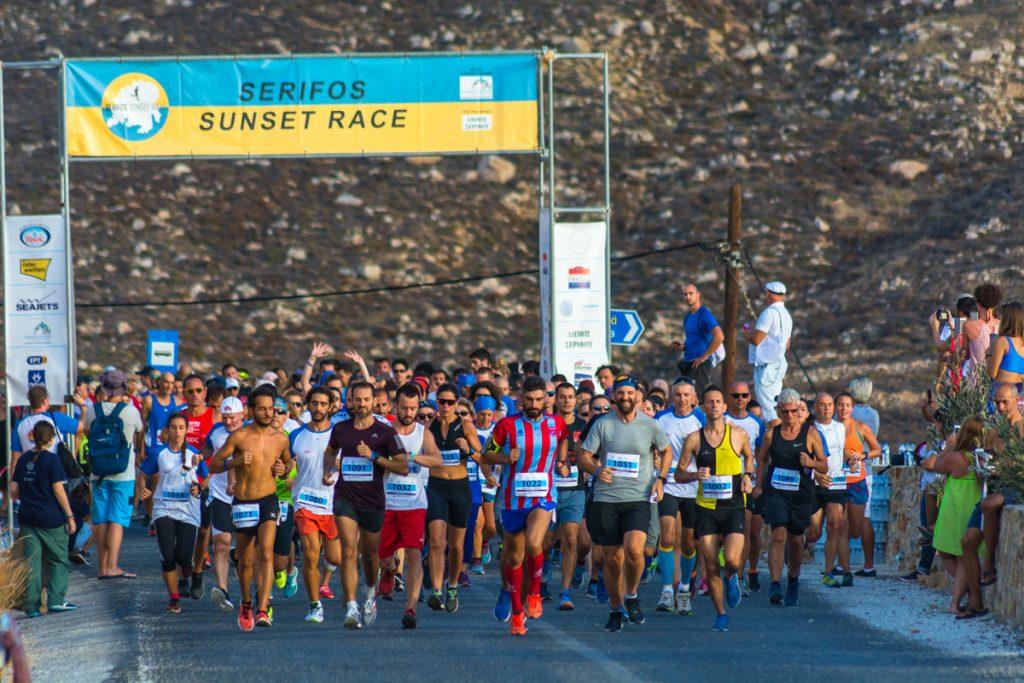 Η προκήρυξη των αγώνων του Serifos Sunset Race 2019
